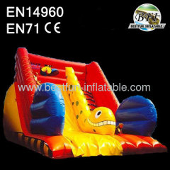 cheap inflatable toddler slides