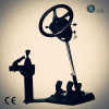 Accept Control Setting Wheel Driving Simulator With Software Unity 3D Engine