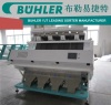 CCD Rice/Wheat/Nut/Bean/Tea Color Sorter Sorting Machine selector