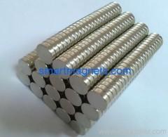 neodymium-iron-boron magnets N35 grade