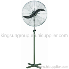 industrial metal stand fan