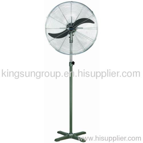 industrial metal stand fan