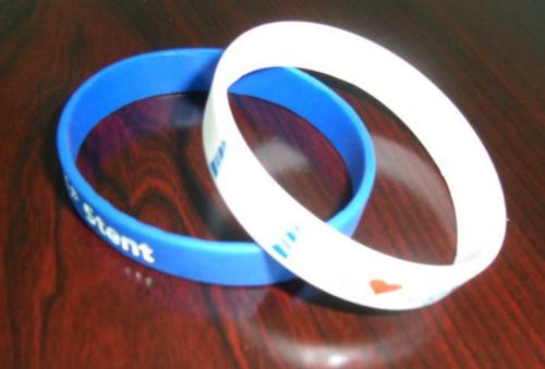 Cheap silicone bracelet cool