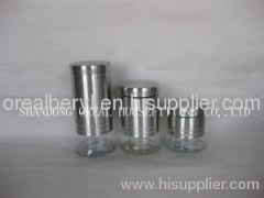 oreal glass jars for sale