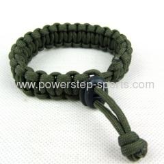 Multi-colors combinations fashion parachute bracelet