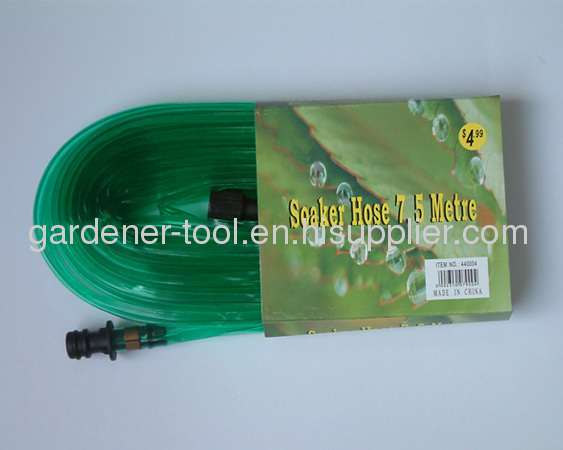 Soak Hose for Lawn irrigation and Garden