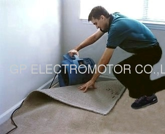 High speed quick drying air mover carpet dryer for flooded basement