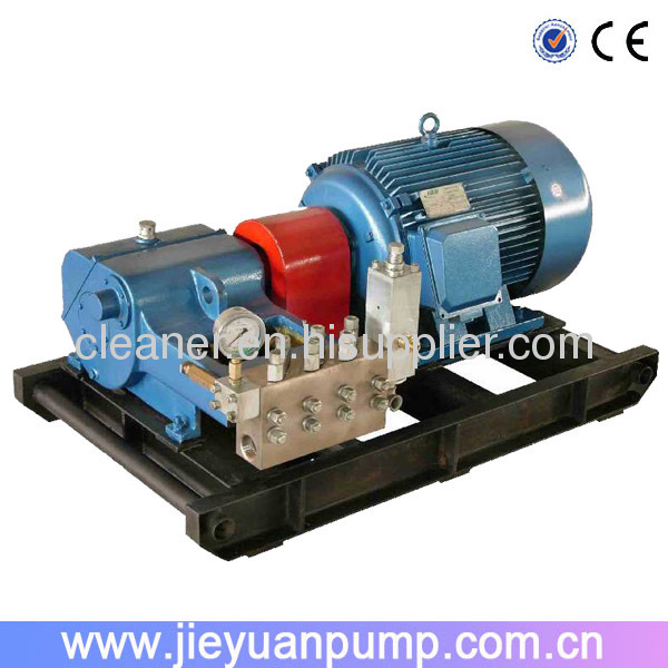 Electronic high pressure water pump pipe pressure test pump