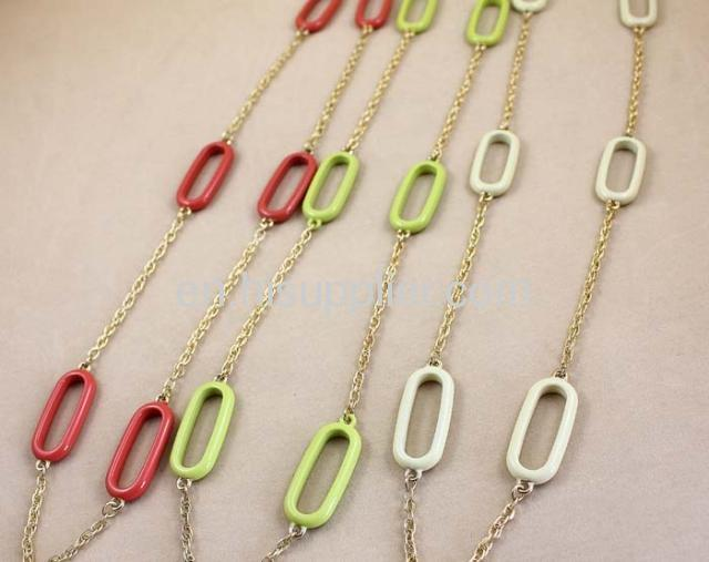 2013 Fashion J Crew Long Dainty Necklace,Sweater Necklaces For Women