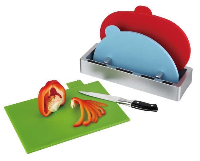 3pcs set chopping board(1pc folding and 2pcs un-folding)