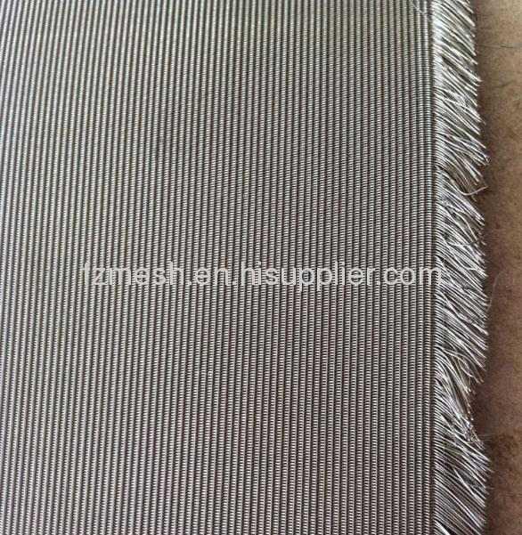 Dutch Weaving Stainless Steel Wire Mesh
