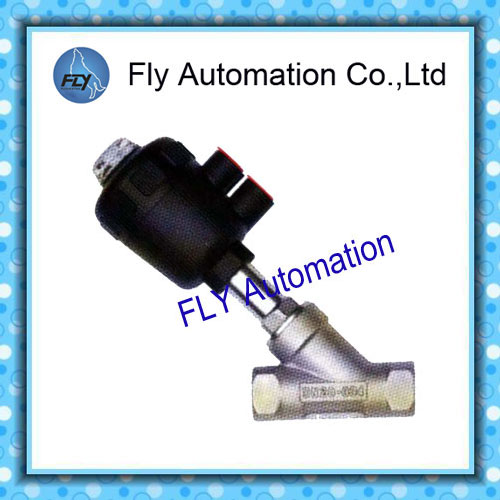 3/4PA Pneumatic actuator 2/2 way Angle seat valve