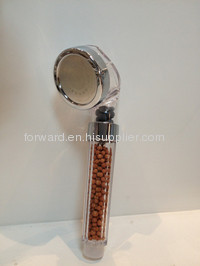 Water-savings hand shower / Aroma shower / negative ion shower head