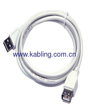 USB 2.0 A M TO AF