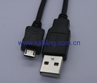 USB Cable 2.0 AM TO Micro 5P BM