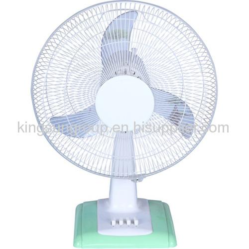 16 inch noiseless desk fan