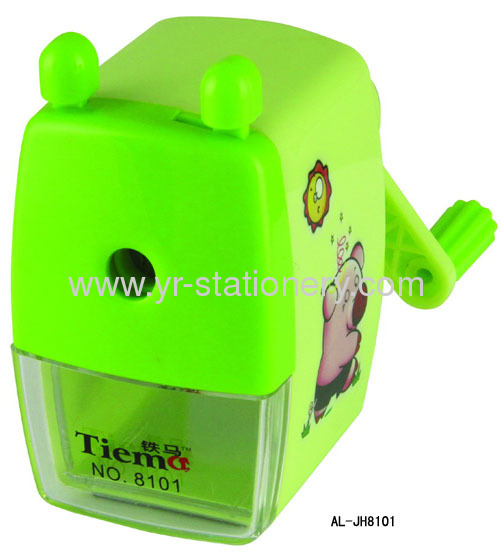 Plastic sharpener metal cutter manual for kids