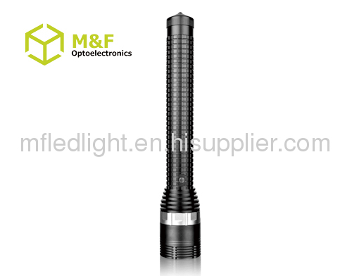 Aluminum high power Cree XRE Q5 led police torch light