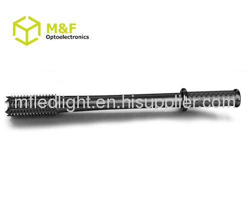 Aluminum powerful Cree XRE Q5 led high power flashlight