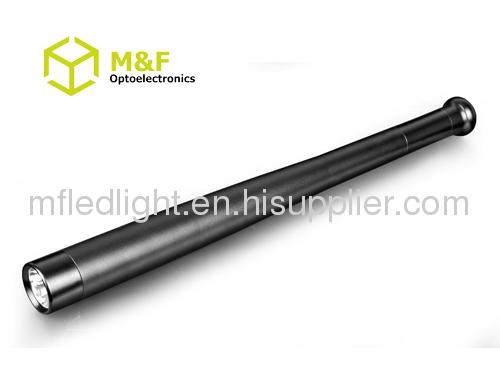 Aluminum powerful Cree XRE Q5 led emergecy flashlight
