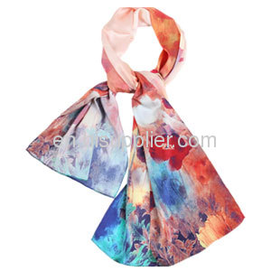 Top Class100% Mulberry Silk Scarves And Shawls For Women