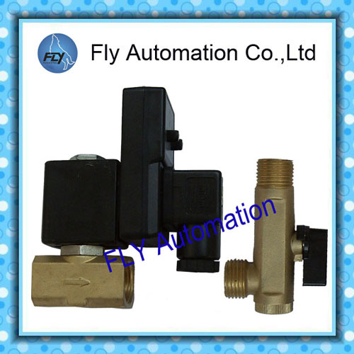 1/43/81/2ADV type Automatic Drain valve with strainer