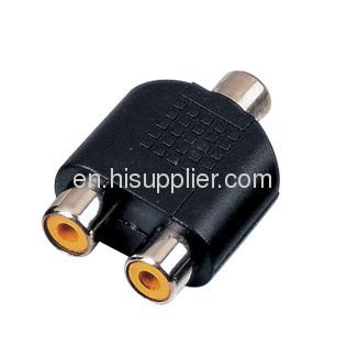 3 female adaptor connector ADT118