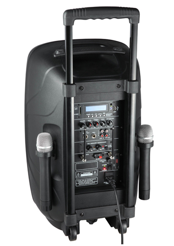 Rechargeable Plastic Speaker Box