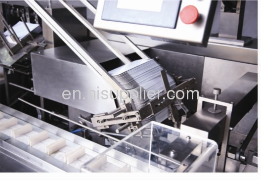 Full Automatic Cartoning Machine for Eyedrop