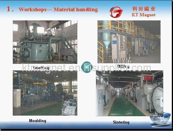 Magnetic Assembling product-magnetic materials