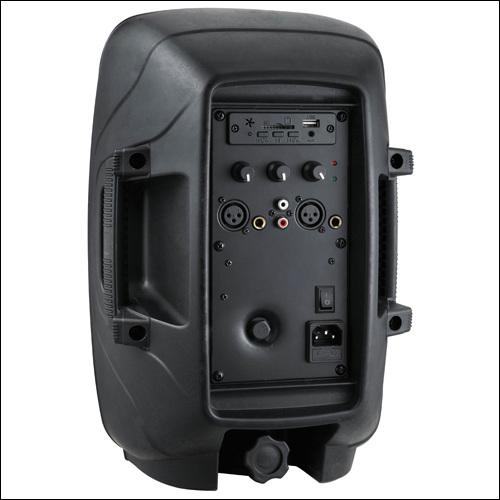 8 2 Way Plastic Speaker Box