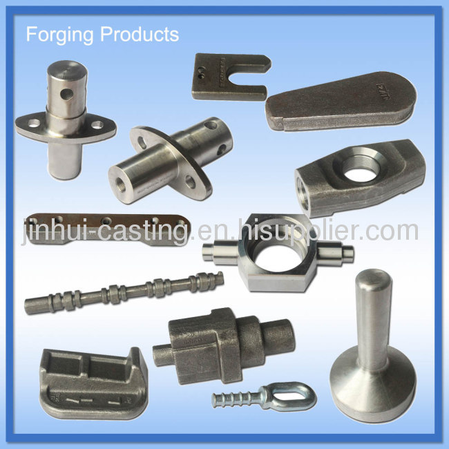 press forging for automotive ring parts