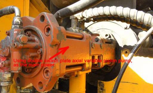 Hitachi Excavator EX220 Hydraulic Cartridge Type Pressure Relief Valve