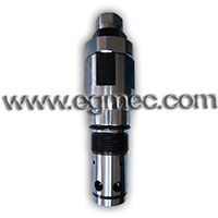 Hitachi Excavator EX220 Hydraulic Cartridge Type Pressure Relief Valve