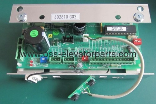 ELECTRONIC BOX FOR AMD1 DOOR DRIVE WITH BOARD 602800G01