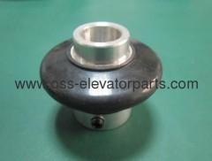 Tachometer wheel 37.3mm
