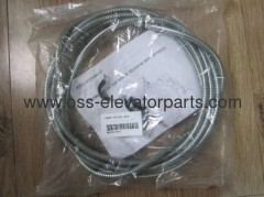 Brake release cable for MX14 machine,length 4m