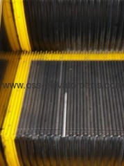 Schindler step 800mm with plastic yellow demarcation lines