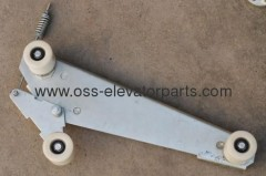 Handrail pressure belt carriage left for S9300 escalator