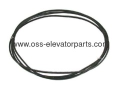 SET OF 4 V-BELTS FOR QKS9 DOOR OPERATOR China