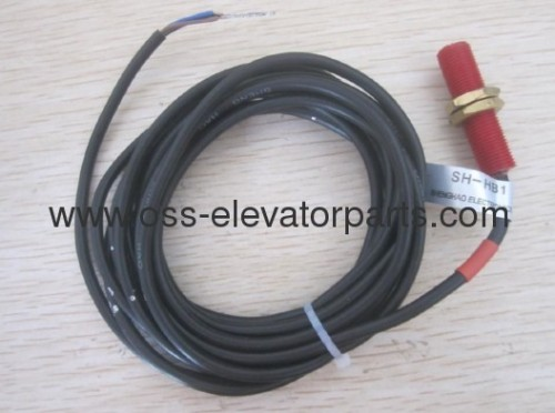 Magnetic sensor DOOR ZONE: 1LV, 2LV, IPD, UIS, DIS (OVF20) monostable NC N-pole activated