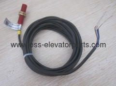 Magnetic sensor CORRECTION RUN: 2LS monostable NO N-pole activated
