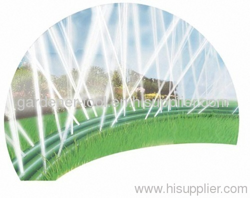 Garden Flexible flat soaker hose pipe
