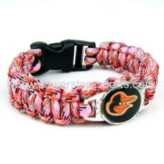 seven ply rope fashion parachute bracelet for escape
