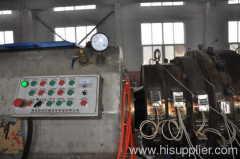Large caliber PVC pipe making machine