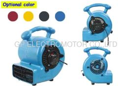 1/12hp Economy durable Air Mover Carpet Dryer for Professional Water Damage Removal