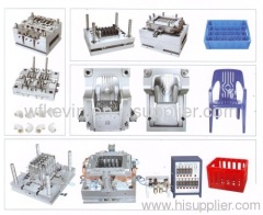 Injection Plastic Molds