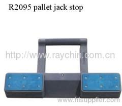 Pallet Jack Stop Car Stop