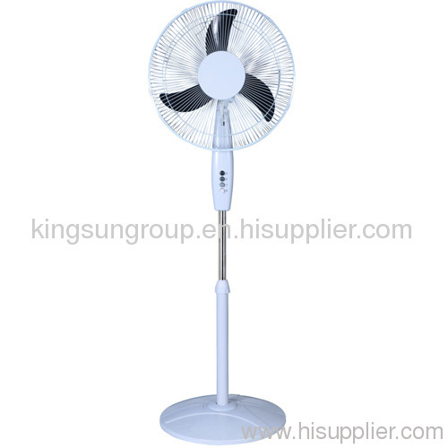 strong wind stand fan