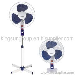 stand fan 2in1